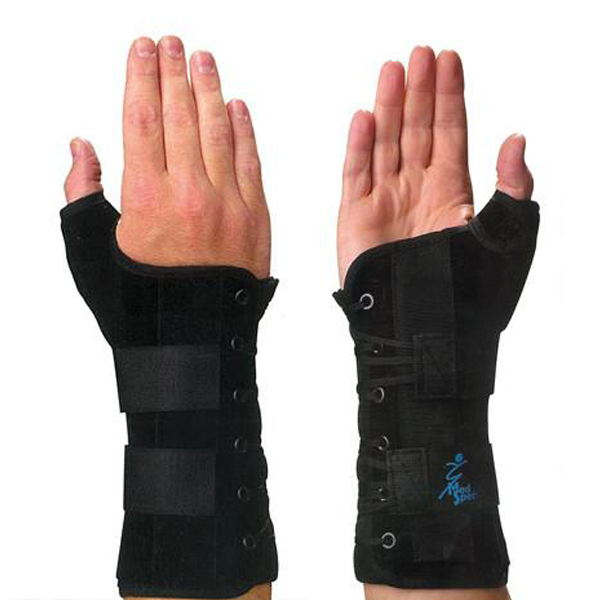 Long Ryno Lacer Wrist and Thumb Support