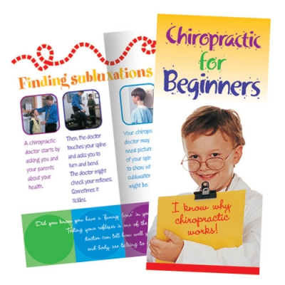 "Brochure ""Chiropractic for beginners"""